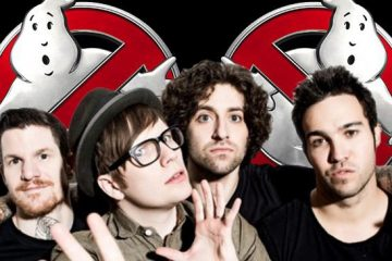 fall out boy ghostbuster ost