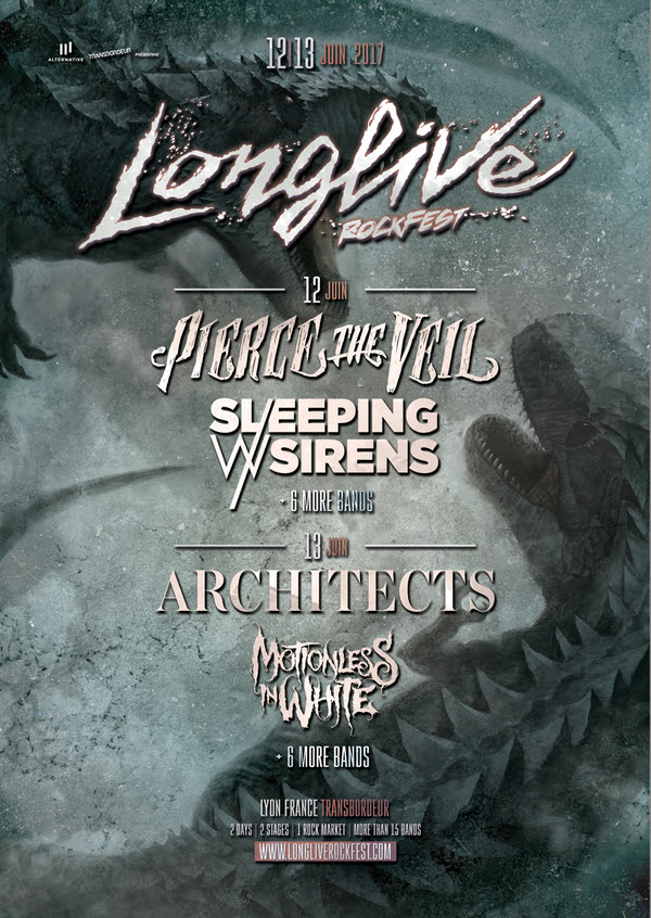longlive rockfest 2017 premiers noms