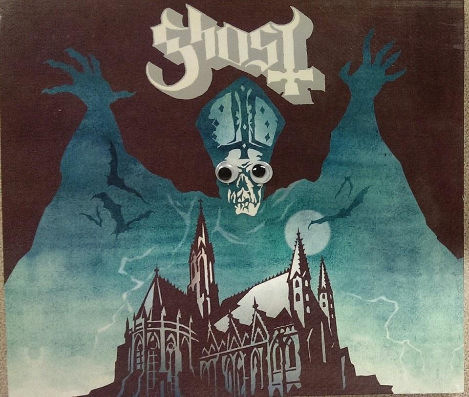 Ghost - Derpus Eponymous