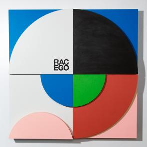 rac ego album cover