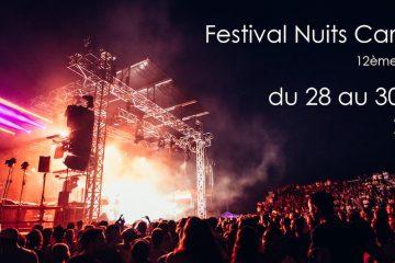 festival les nuits carrées 2018 à antibes