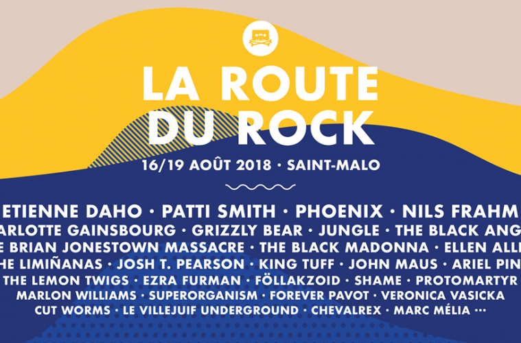 la route du rock programmation 2018